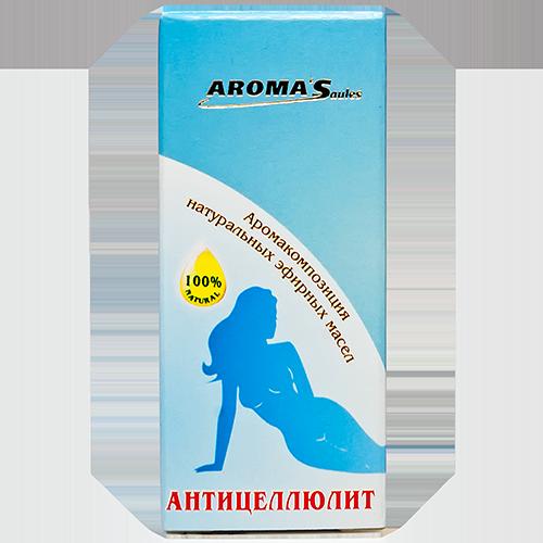 Аромакомпозиция эфирных масел «Антицеллюлит»