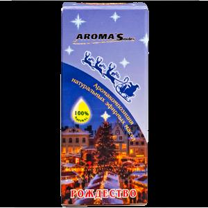 Аромакомпозиция эфирных масел «Рождество»