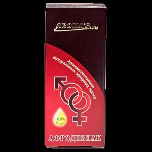 Аромакомпозиция эфирных масел «Афродизиак-Унисекс»