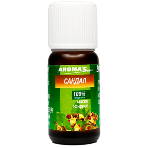 Эфирное масло Сандал